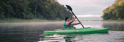 El Lago de Yojoa: Explorelo en Kayak